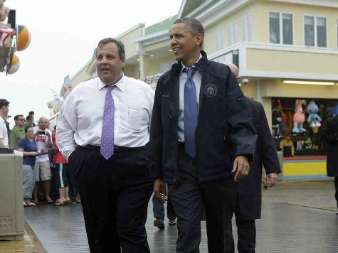 Christie: I Didn't Vote for Obama