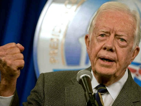 Jimmy Carter: Christianity Mistreats Women as Much as Islam