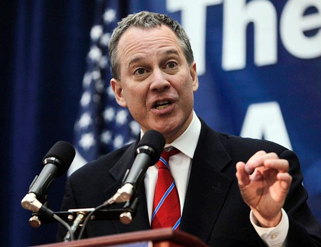 Schneiderman's Selective Enforcement