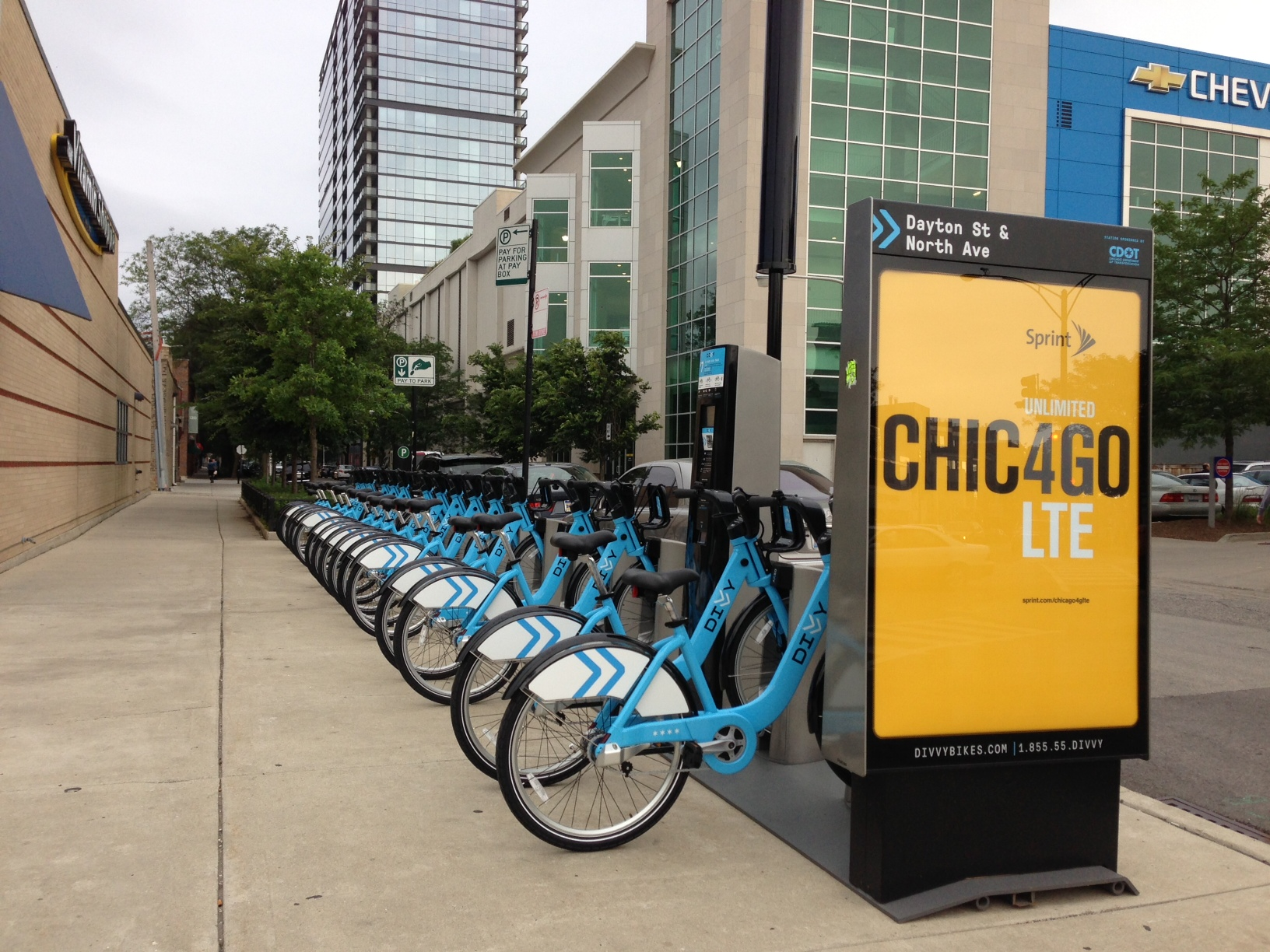 Bike Sharing Lands in Chicago for a Cool $22 Mil