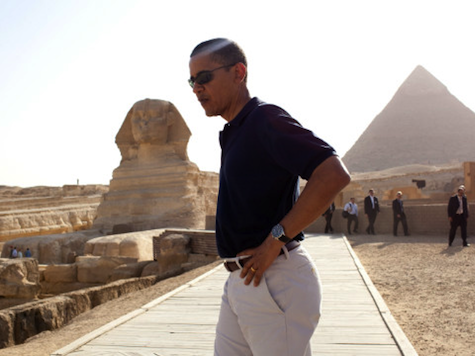 'Deeply Concerned' Obama Searches for Egypt Strategy