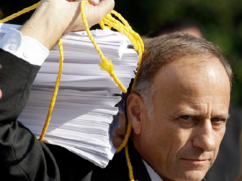 Rep. Steve King: Obama Must 'Come to Congress' to Make ObamaCare Changes