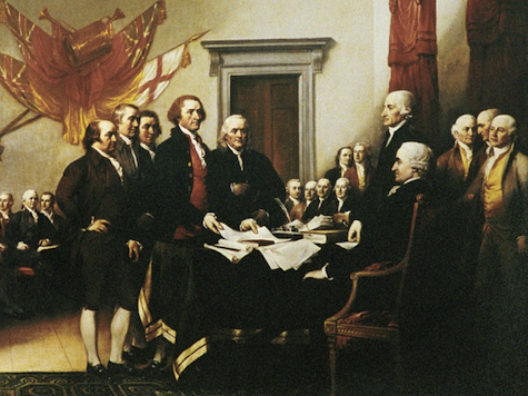 Poll: 71% Think Founders Would Be Disappointed in America