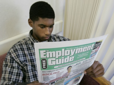 Study: U.S. Net Employment Gains Since 2000 Have Gone to Immigrants