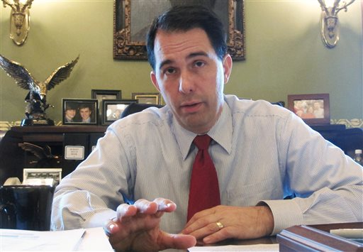WI Gov. Walker Signs Abortion Bill Requiring Ultrasound