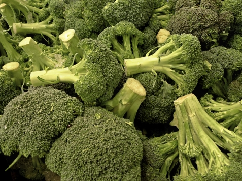 Obama Tells Kids His Favorite Food Is Broccoli