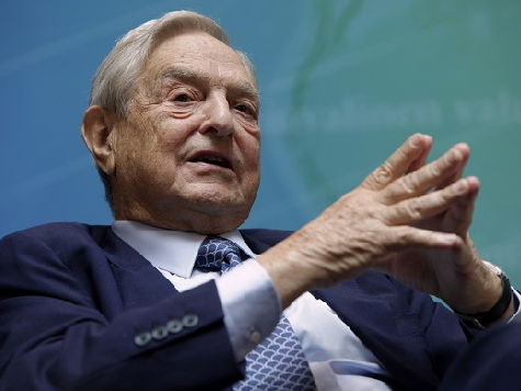 George Soros Funding 'Nonpartisan' Attackers of Kansas Gov. Brownback