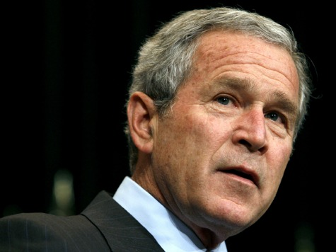 George W. Bush in No Hurry to Inject Himself into Immigration Debate