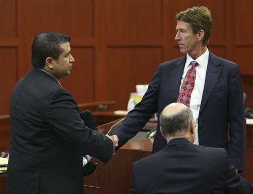 Zimmerman Trial: 'The Sound of Silence'