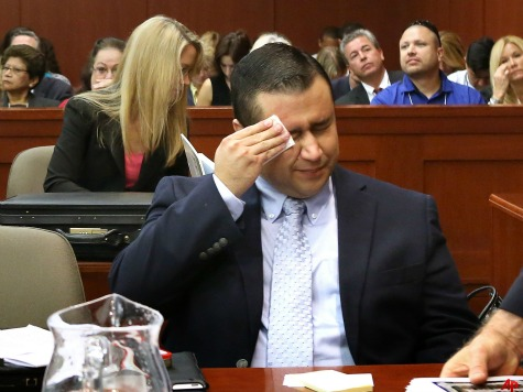 Jurors Start Deliberating George Zimmerman Case