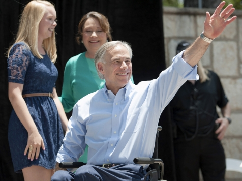 Greg Abbott Unveils Crime-Fighting Plan: 'Time to Move Beyond' Wendy Davis
