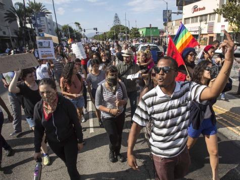 Day Three: Zimmerman Protesters Raid Walmart, Stop Freeway
