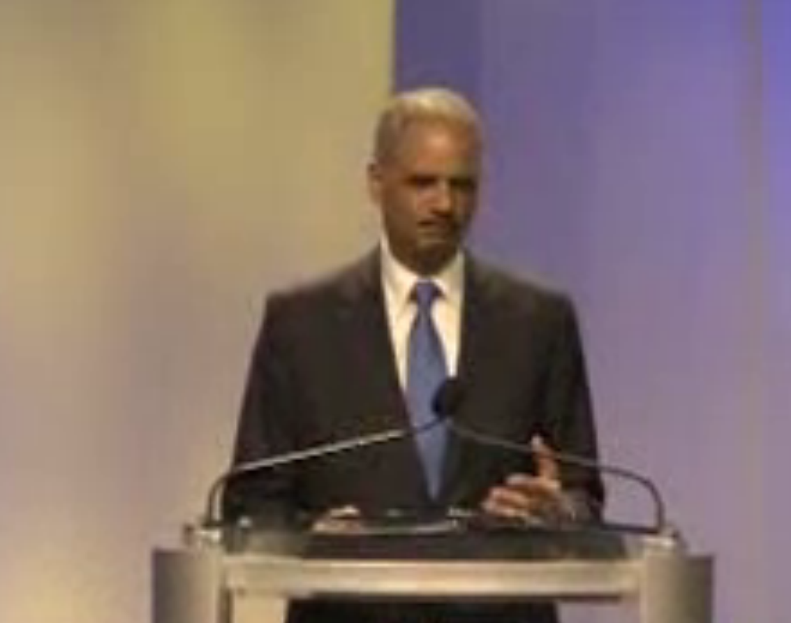 Holder Attacks 'Stand Your Ground,' Criticizes Supreme Court on Voting Rights