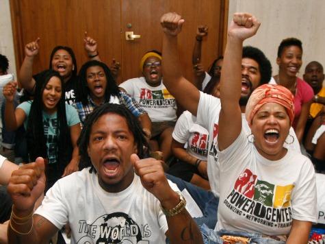 Trayvon Movement Occupation of Florida Capitol: Day Three