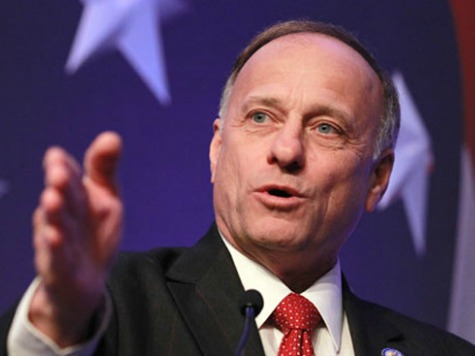 Steve King: Norquist 'Vilifying' Amnesty Opponents by Using Liberal Tactics