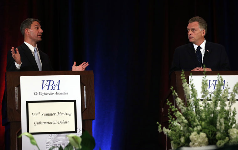 Analysis of VBA Debate: Ken Cuccinelli Dominates Democratic Opponent