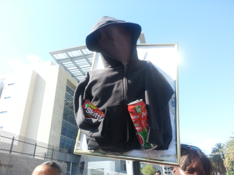 Vegas Trayvon Rally: 'Two Americas-What Works for Them, Doesn't Work for Us'