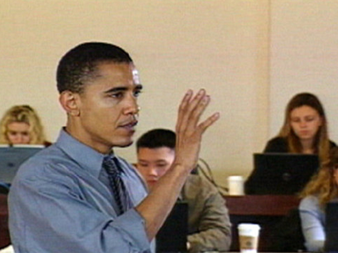 Obama Exposes Institutional Racism–on the Left and in the Media