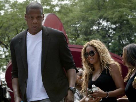 Sharpton, Beyonce, Jay-Z Draw 'Hundreds' to NYC Trayvon Rally