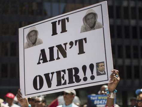ACLU Reverses Championing Pursuit of Zimmerman