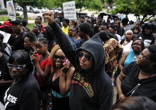 'Justice for Trayvon' Protests Draw Small Crowds; Nation Moves On