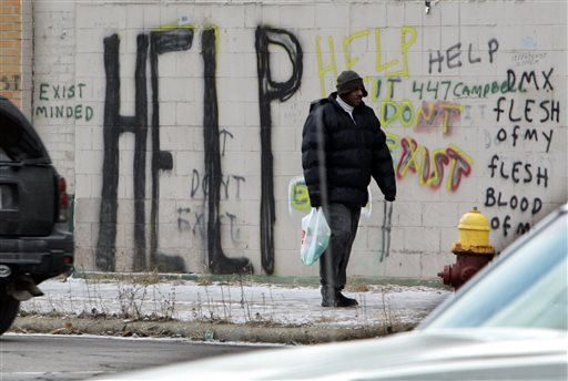 Detroit: A Microcosm of Democrat Failure