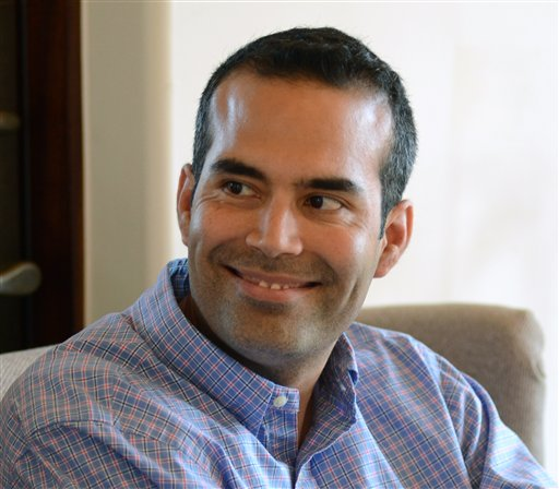 George P. Bush Starts Small Amid High Expectations