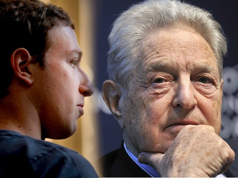 George Soros's Former Chief Strategist Joins Zuckerberg Immigration Group