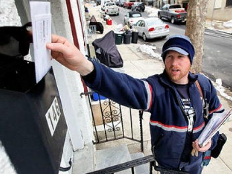 Postal Service May End Door-to-Door Delivery