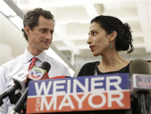 The Lies Never Stopped: The SEXTcapades of the 'Next Mayor of NYC'