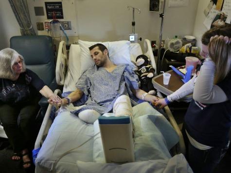Last Victim of Boston Bombing Leaves Hospital