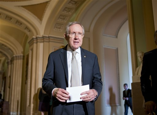 Reid: Hillary Could Probably Do Better Than Obama