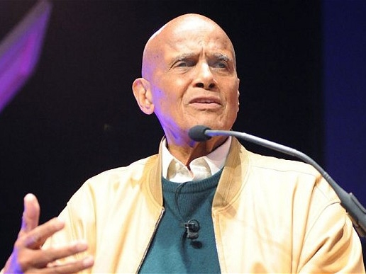Harry Belafonte Tells Breitbart News Tea Party Is to Blame for Racial Division