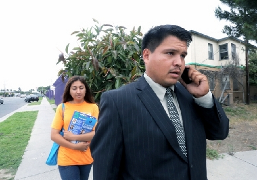 First Latino Councilman in Compton Under Fire