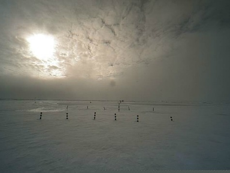 Oceanographer: Viral 'North Pole Lake' Not Sign of Global Warming
