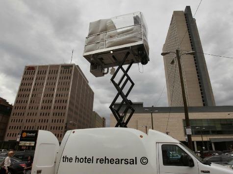 Denver Hotel Offers Pop-Up Inflatable Room
