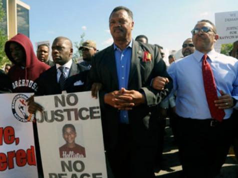 Jesse Jackson, Rick Scott Spar over Capitol Occupation Comments