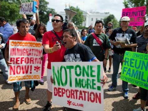 Immigration Advocates Target House GOP with 'Grass-Tops' Campaigns