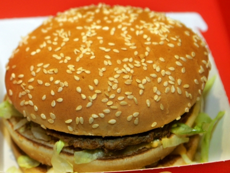 SEIU Guy: McDonald's Strikers May Contaminate Food if Denied Higher Wages