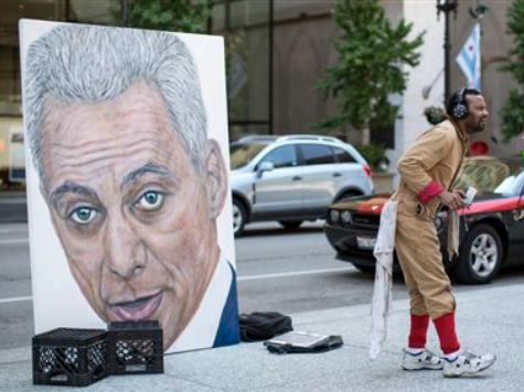 Rahm's Chicago: 2,409 City Employees Make Over $100k per Year