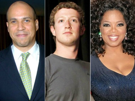 Ad Asks Cory Booker Where He Spent $100 Mil Zuckerberg Education Gift