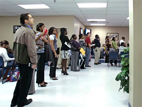 Shocking: Black Teen Unemployment Rate 41.6%