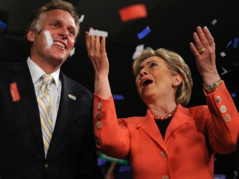 Report: McAuliffe Operatives Auditioning for Potential Hillary Campaign
