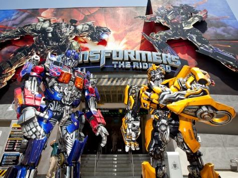 10 Stranded as LA Transformers Ride Stops