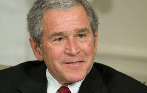 Bush Undergoes Surgery to Clear Blocked Artery