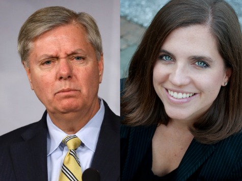 Graham Challenger: 'Amnesty Does Not Sell' in South Carolina