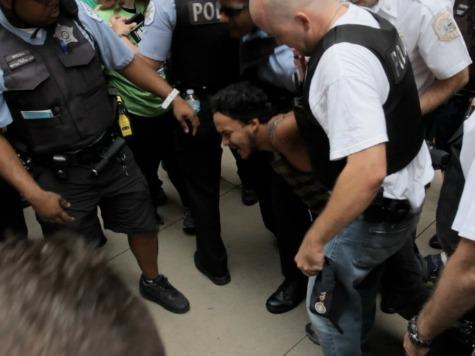 Chicago Protests Against ALEC Turn Violent, 7 Arrested