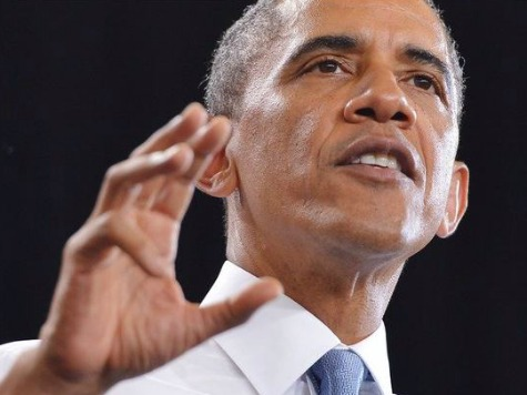 Obama: GOP Wants to 'Shut Down the Government' to Stop 30 Million Getting Healthcare