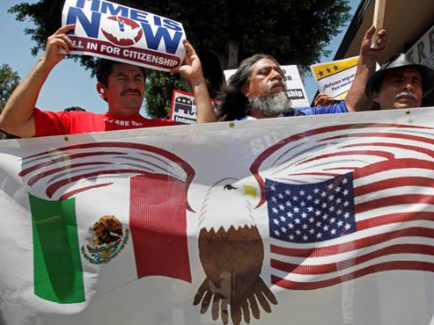 La Raza Begins 'Month of Action' Campaign to 'Demand' Immigration Reform