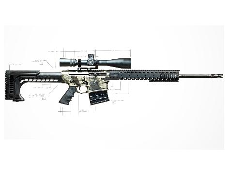 View the Latest Sniper Rifle Available to our Military: The OMEN